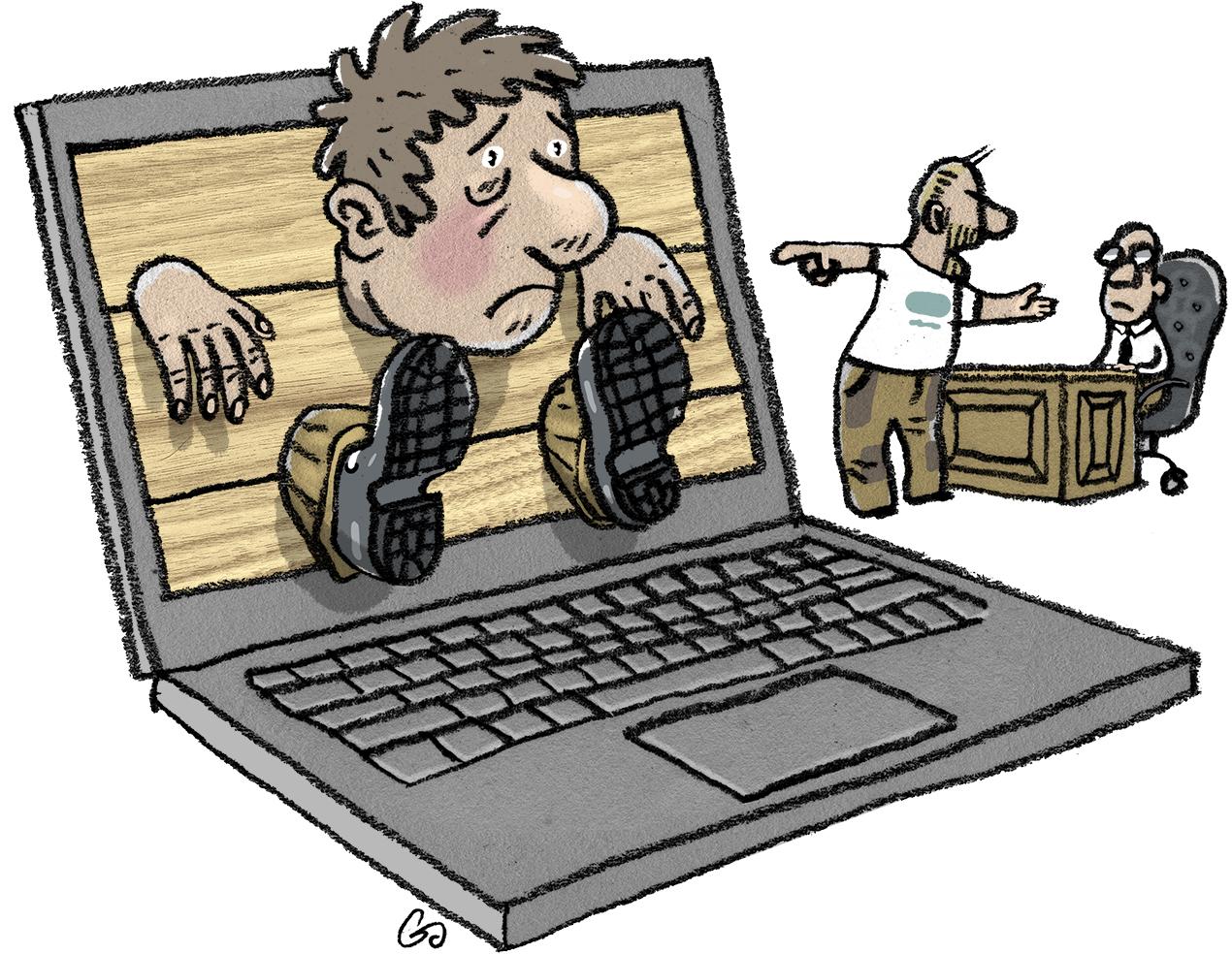 Cyberchikane